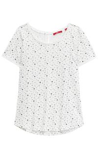 Женская футболка с принтом S.Oliver Casual Women