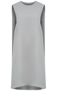 Серое платье La Reine Blanche