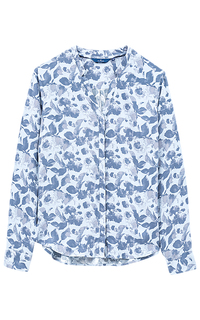 Блузка с принтом Tom Tailor