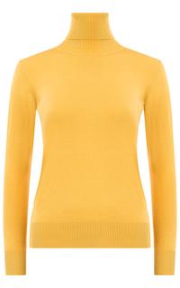 Желтая водолазка La Reine Blanche