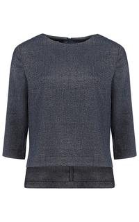 Трикотажная блузка La Reine Blanche