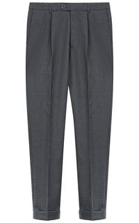 Серые брюки Al Franco