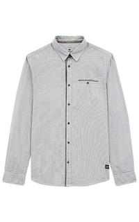 Хлопковая рубашка Tom Tailor