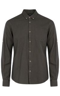 Мужская хлопковая рубашка Al Franco