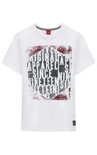 Мужская футболка с принтом S.Oliver Casual Man