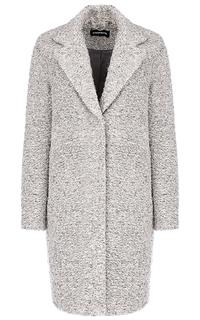 Полушерстяное пальто La Reine Blanche