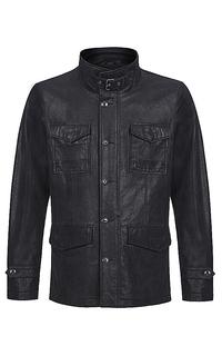 Утепленная куртка из натуральной замши Urban Fashion for men