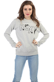 Свитшот женская Roxy Over Loop Heritage Heather