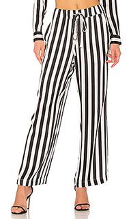 Брюки с широкими штанинами pajama - ANINE BING