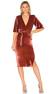 Платье миди ruba rombic - BEC&BRIDGE Bec&Bridge