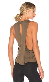 Wrap around tank - Beyond Yoga