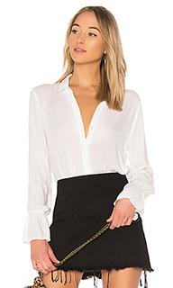 Рубашка с длинными рукавами ruffled back - Bella Dahl