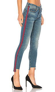Узкие джинсы с высокой талией - Current/Elliott