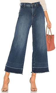Укороченные джинсы the vintage - Free People