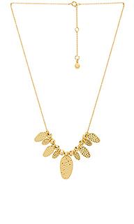 Ожерелье с бисером leucadia - gorjana