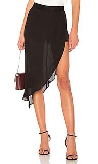 Асимметричная юбка tux slayer - Haute Hippie