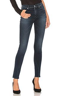Супер узкие джинсы с высоким поясом barbara - Hudson Jeans