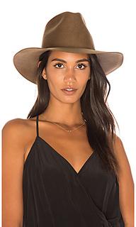 Мягкая фетровая шляпа riley - Janessa Leone