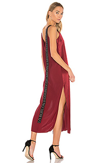 Платье-комбинация lakerm - Marcelo Burlon