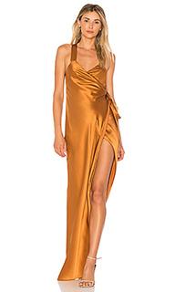 Макси платье - Michelle Mason