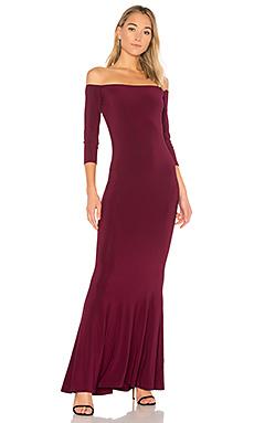 Вечернее платье fishtail - Norma Kamali