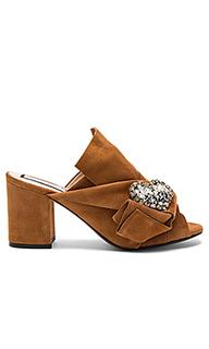 Туфли на каблуке knot - No. 21