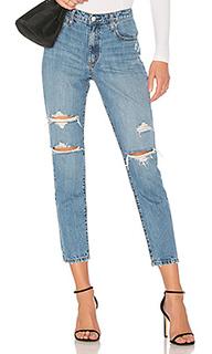 Узкие укороченные джинсы bessette - Nobody Denim