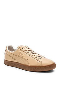 Кроссовки x naturel clyde veg tan - Puma Select