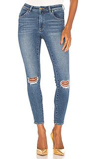 Скинни джинсы до лодыжек westcoast - ROLLAS