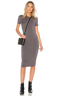 Облегающее платье с рюшами alliastair - sen