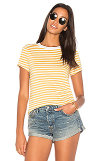 Mustard stripe top - Stateside
