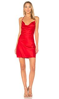 Платье-комбинация с широким вырезом superstitious - WYLDR