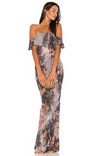 Макси платье nell - Young Fabulous & Broke