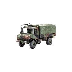 Военный автомобиль Унимог (Lkw 2t tmilgl) Revell