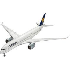 Пассажирский самолет Airbus A350-900 авиакомпании Lufthansa Revell