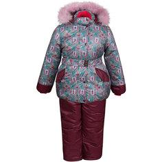 """Комплект: куртка и полукомбинезон """"Адель"""" OLDOS для девочки"""