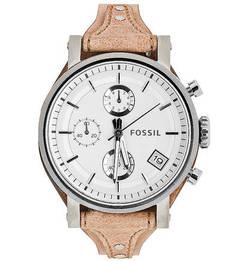 Водостойкие часы с хронографом Fossil