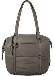 Кожаная сумка с дополнительным плечевым ремнем Aunts & Uncles
