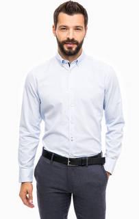 Классическая приталенная рубашка Marc Opolo