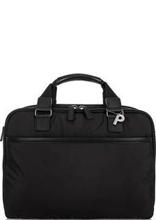 Текстильная сумка через плечо с двумя отделами Picard