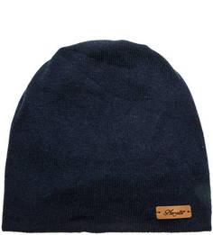 Синий шапка с подкладкой Noryalli