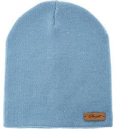 Синяя шерстяная шапка Noryalli