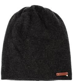 Серая шерстяная шапка Noryalli
