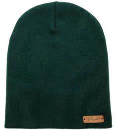 Зеленая шапка из шерсти Noryalli