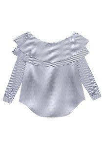 Хлопковая блузка Addicted