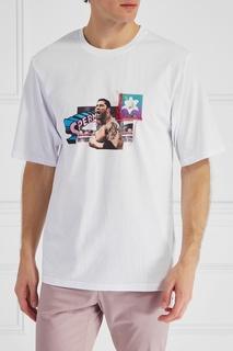 Хлопковая футболка Sorry, im Not