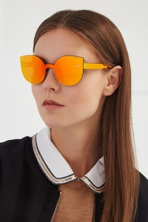 Солнцезащитные очки Tuttolente Lucia Red Retrosuperfuture
