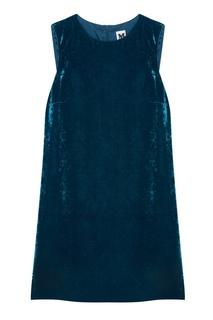 Бархатное платье M Missoni