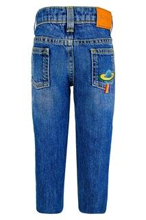 Однотонные джинсы Gucci Children