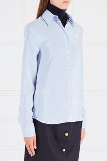 Шелковая рубашка Rochas